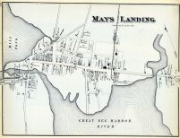 Mays Landing, New Jersey Coast 1878